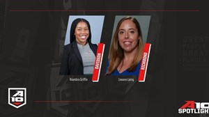 Atlantic 10 Represented Twice in NACDA's Athletic Administration: The Brand Experience