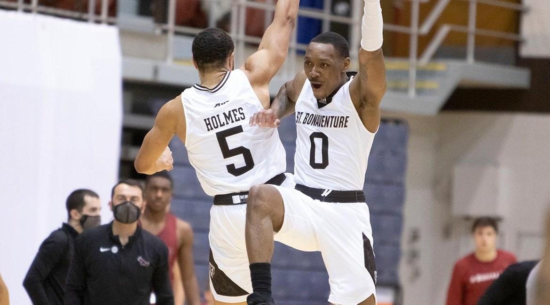 St. Bonaventure Earns Men's Basketball Regular Season Title, Championship Top Seed - Atlantic 10